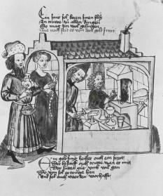 goudsmid vroege middeleeuwen