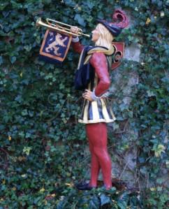 trompetter heraut efteling