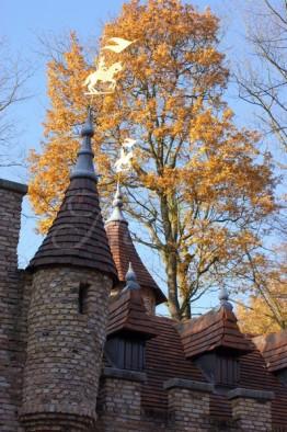 kasteel daken efteling