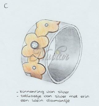 ring ontwerp laten maken