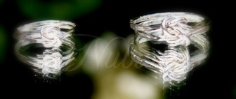 love knot verlovingsring trouwring