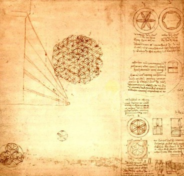 flower-of-life-leonardo-da-vinci