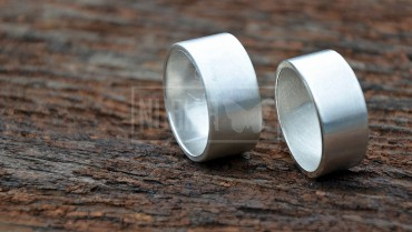 Ringen uit workshop vader en dochter