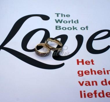 liefde trouwring