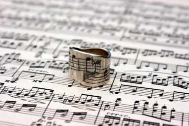 muzikaal huwelijksaanzoek