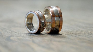 Edelsmid trouwringen