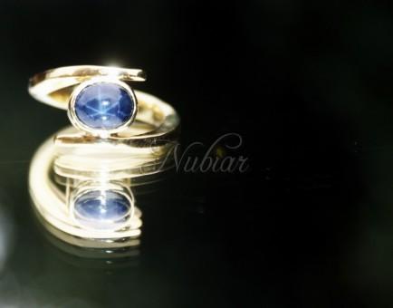 gouden ring met saffier laten maken gelderland utrecht