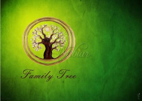 familie stamboom sieraad