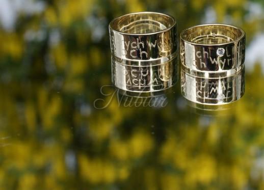 handgemaakte trouwringen