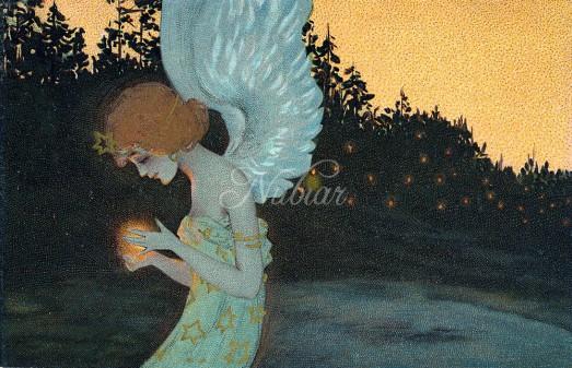 Engel met ziel en/of licht