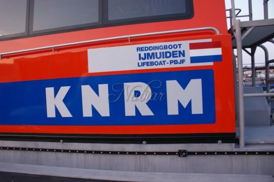 logo knrm op nh1816