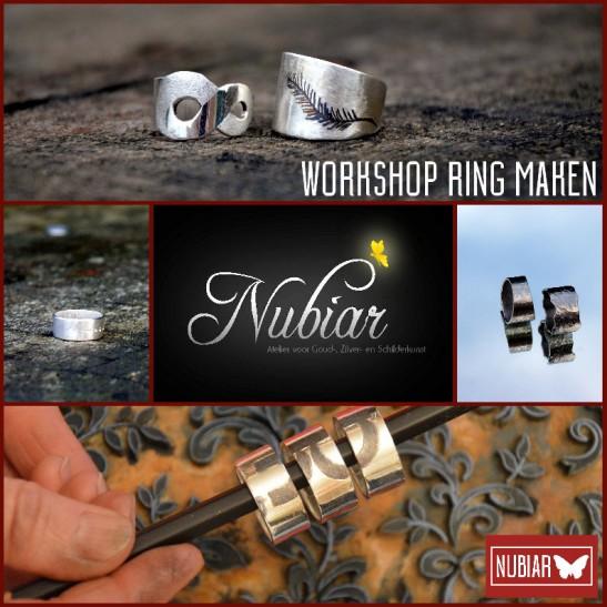 workshop ring maken tiel