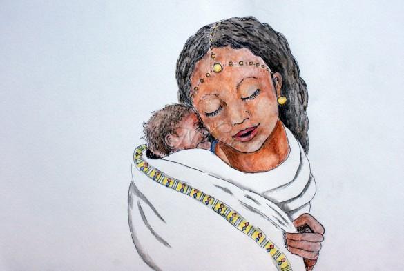 geboortekaartje laten ontwerpen