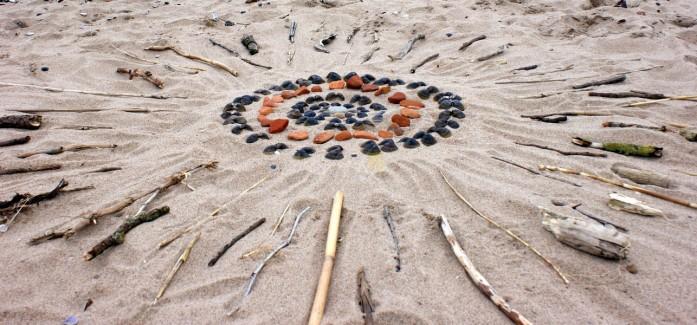 strand mandala