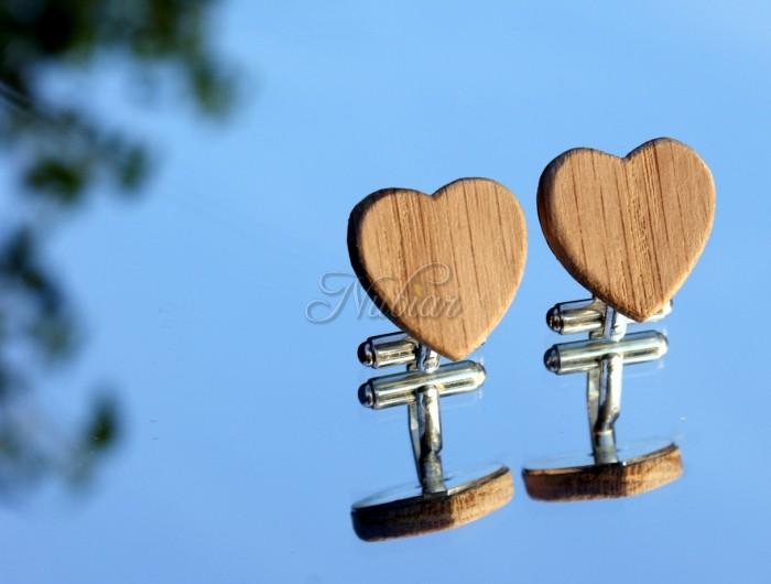 manchetknopen voor huwelijk