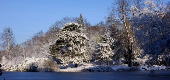 tuinen paleis soestdijk winter
