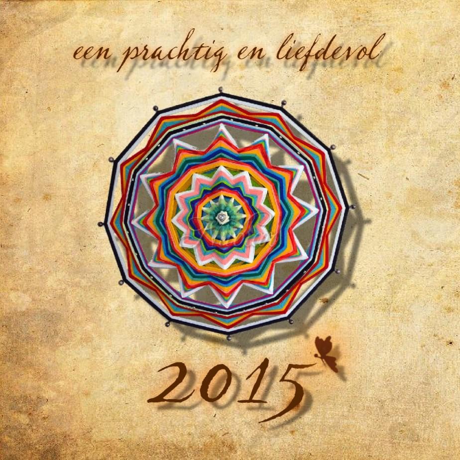 lightweaving nieuw jaar 2015