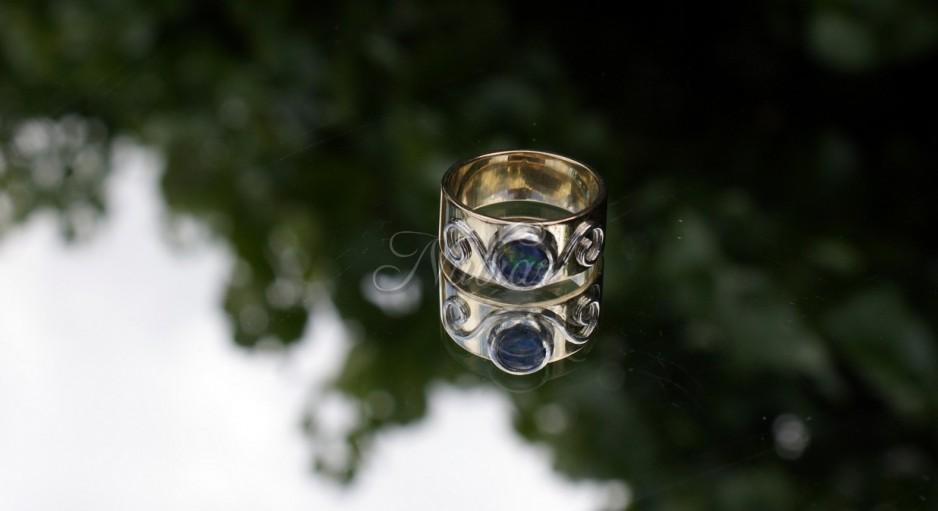 ring laten maken van oud goud
