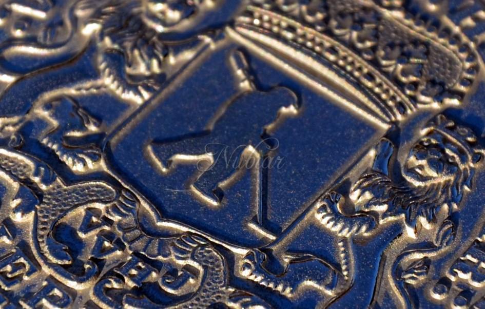 zilveren medaille laten maken