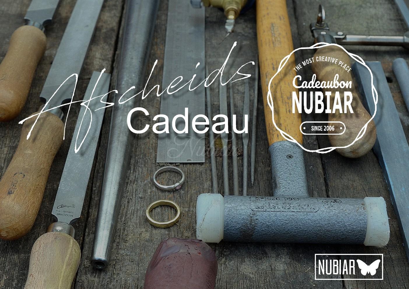Beste Afscheidscadeau collega - Atelier Nubiar VZ-92