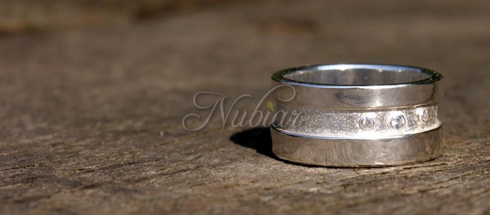 Verrassend Ring laten maken - Atelier Nubiar FC-89