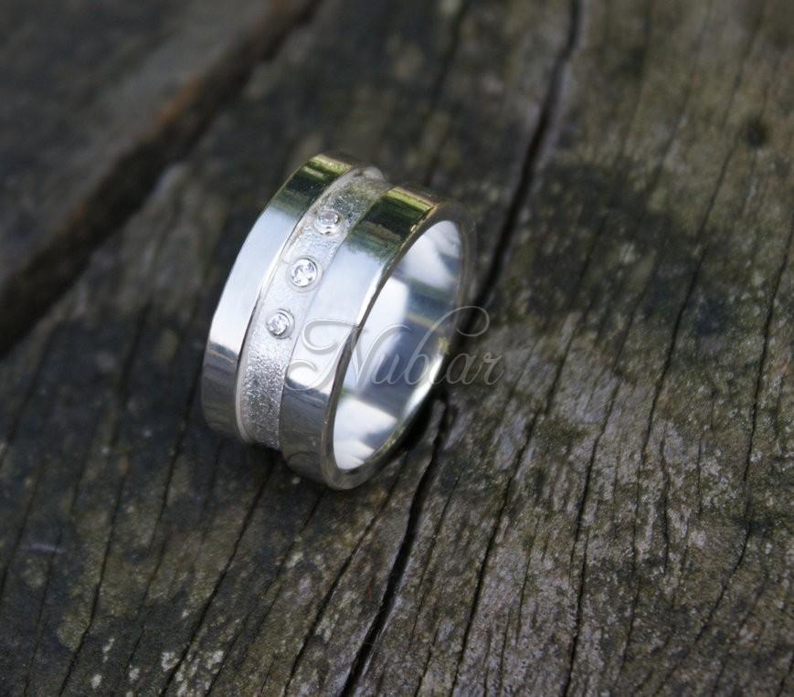 Favoriete Ring laten maken van goud of zilver | voorbeelden - Atelier Nubiar @CQ83