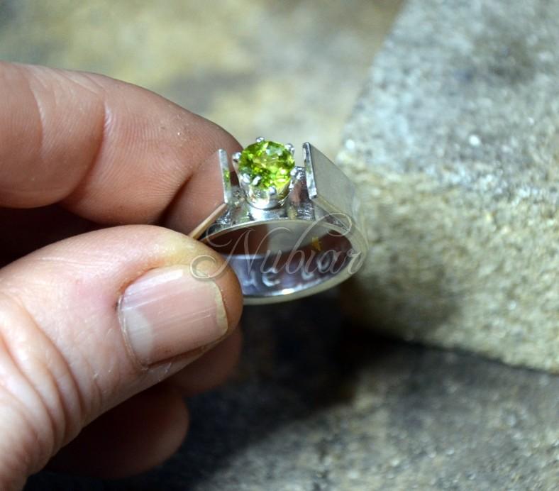 Genoeg Ring laten maken van goud of zilver | voorbeelden - Atelier Nubiar &JT83