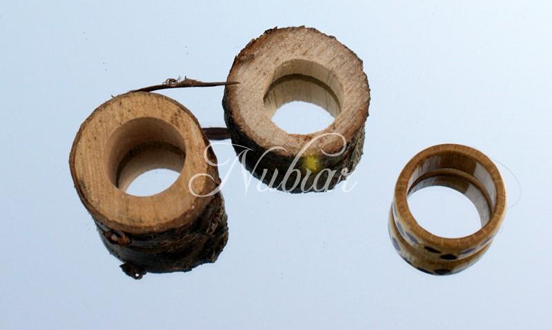 Voorkeur Sieraden van hout - Atelier Nubiar #EK85
